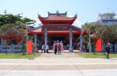Kỷ niệm 128 năm ngày sinh Chủ tịch Hồ Chí Minh tại Trường Sa