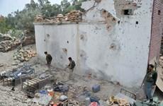 Không kích tiêu diệt 19 tay súng IS tại miền Đông Afghanistan