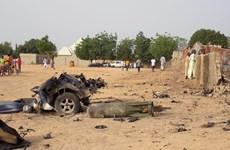 Hai vụ đánh bom liên tiếp tại Nigeria gây nhiều thương vong