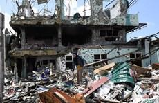 Tái thiết Marawi và hệ lụy từ việc Philippines xoay sang Trung Quốc