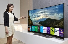 Hàn Quốc bỏ xa Trung Quốc về thị phần TV toàn cầu trong quý 1