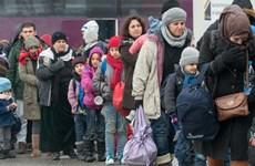 Chính phủ Đức chi nhiều tỷ euro để viện trợ cho người tị nạn
