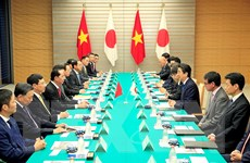 Toàn văn nội dung tuyên bố chung giữa Việt Nam và Nhật Bản