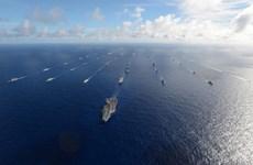 Mỹ mời Việt Nam tham gia tập trận hải quân lớn nhất thế giới RIMPAC
