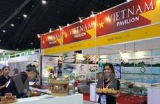 Việt Nam tham dự Triển lãm thực phẩm châu Á tại Thái Lan