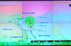 Áp thấp nhiệt đới còn diễn biến phức tạp, cần theo dõi chặt chẽ