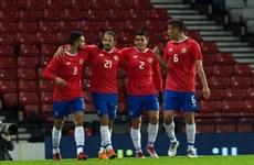 Liệu Costa Rica có tiếp tục làm nên điều bất ngờ tại World Cup 2018?