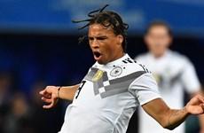 """Vì sao Leroy Sane của tuyển Đức phải """"ngồi nhà"""" xem World Cup 2018?"""