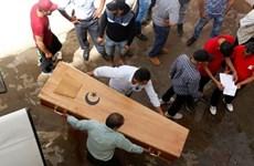 58 người di cư thiệt mạng trong vụ đắm tàu ngoài khơi Tunisia