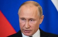 Tổng thống Putin: Nga kiên quyết giữ vững lập trường độc lập