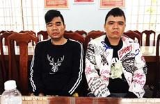 Bàn giao hai đối tượng bị truy nã đặc biệt cho Công an Trung Quốc