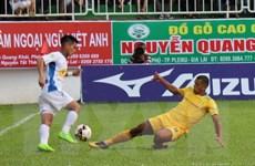 V-League 2018: Tâm điểm vòng 12 nằm ở nhóm cuối bảng xếp hạng