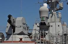 Nga điều tàu chiến trang bị hệ thống tên lửa Calibr đến Địa Trung Hải