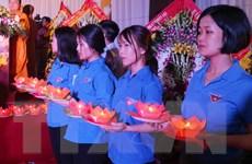 Cầu siêu cho 98 người hy sinh trong vụ sập cống Hiệp Hòa