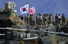 Tổng thống Trump muốn đưa binh sỹ Mỹ tại Hàn Quốc về nước