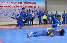 33 đoàn tham dự Giải vô địch trẻ Vovinam toàn quốc tại Phú Yên