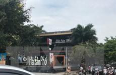 Hà Nội xử lý vi phạm trật tự xây dựng tại mương cống hóa Phan Kế Bính