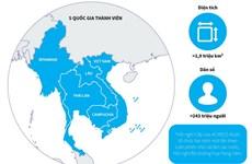 [Infographics] Tìm hiểu về chiến lược hợp tác kinh tế ACMECS
