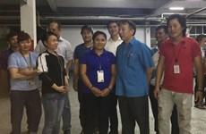 Công nhân Công ty PouYuen Việt Nam trở lại làm việc bình thường