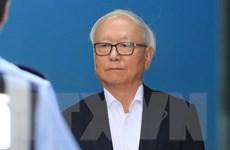 Hàn Quốc kết án 3 lãnh đạo tình báo hối lộ bà Park Geun-hye