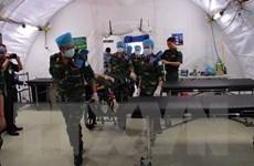 """Chuyện về những bông hồng của lực lượng """"mũ nồi xanh"""" Việt Nam"""