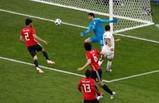 Vì sao Mohammed Salah vẫn chưa ra sân trong trận gặp Uruguay?
