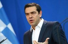 Thủ tướng Hy Lạp Alexis Tsipras vượt qua cuộc bỏ phiếu bất tín nhiệm