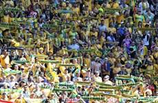 Khán giả Australia được xem miễn phí vòng bảng World Cup 2018