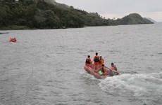 Indonesia bắt giữ thuyền trưởng chiếc tàu bị lật tại hồ Toba