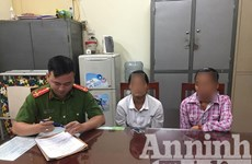 Kịp thời giải cứu hai cô gái suýt bị lừa bán sang Trung Quốc