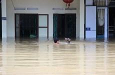Mưa lũ gây nhiều thiệt hại tại các tỉnh Hà Giang, Bắc Kạn