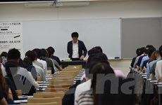 Tổ chức kỳ thi năng lực tiếng Việt lần thứ hai tại Nhật Bản