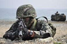 Hàn Quốc có thể tạm ngừng các cuộc tập trận bắn đạn thật