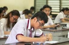 Kiểm tra công tác tổ chức thi THPT Quốc gia tại Thành phố Hồ Chí Minh