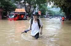 Hà Giang khắc phục hậu quả mưa lũ, đưa thí sinh đến dự thi đúng giờ