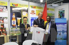 Doanh nghiệp Việt Nam tham dự Hội chợ thương mại lớn nhất châu Phi