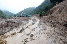 Mưa lũ ở Lai Châu làm 16 người thương vong, giao thông chia cắt