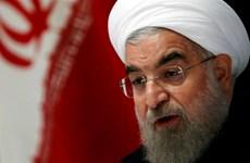 Tổng thống Iran tuyên bố không nhượng bộ trước sức ép của Mỹ