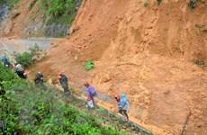 Điện Biên tiếp tục có mưa to, nguy cơ lũ quét và sạt lở đất