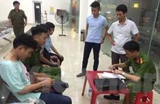 Hà Tĩnh: Bắt hai người nước ngoài vận chuyển ma túy trái phép