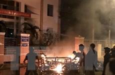 Cử tri Bình Thuận đề nghị xử lý nghiêm các đối tượng gây rối, đập phá