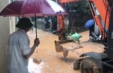 Quảng Ninh: Lũ quét cuốn trôi 1 sỹ quan công an Trại giam Đồng Vải