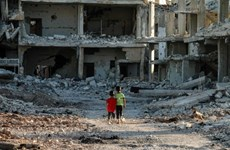 """Nga không từ bỏ thỏa thuận lập khu vực """"giảm căng thẳng"""" ở Syria"""