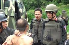 Sơn La: Bắt giữ, xử lý một số đối tượng bị truy nã đặc biệt