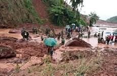 Hỗ trợ người dân Lai Châu sớm ổn định cuộc sống sau mưa lũ