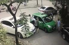 Hà Nội: Khởi tố vụ tài xế Mercedes đánh lái xe taxi Mai Linh