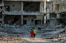 SOHR: Nga và phiến quân Syria tiếp tục đàm phán ở tỉnh Daraa