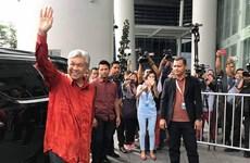 Vụ Quỹ 1MDB: Chủ tịch đảng đối lập UMNO tại Malaysia bị thẩm vấn