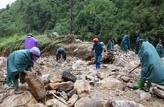 Lai Châu: Nậm Nhùn không còn bản nào bị cô lập sau mưa lũ