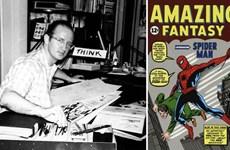 Đồng tác giả của Spider Man và Doctor Strange qua đời ở tuổi 90
